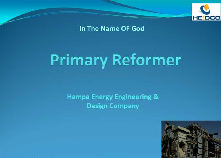 5.PRIMARY REFORMER PRESENTATION